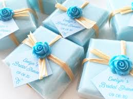 soap favors blue soap favors favor soaps bridal shower favors wedding