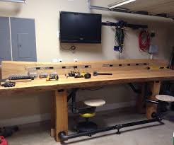 workbenches timber workbench