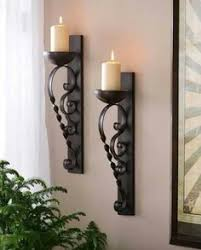 wall sconce candelabra 3 candle home interior vintage ebay wall sconce wooden sconces set of two sconces bathroom decor home