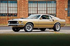 1969 ford mustang mach 1 blaze and glory rod network