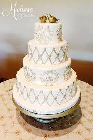gold wedding white u0026 gold wedding cakes 2094530 weddbook