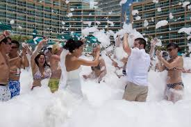 rock cancun wedding all inclusive hotel weddings