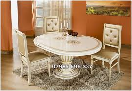 versace dining room table versace style rossella italian dining table hand made high gloss