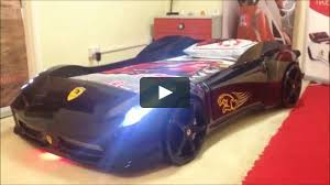 Race Car Beds Childrens Ferrari 458 Italia Style Spider Racing Car Bed Frame On
