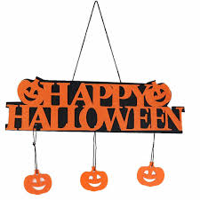 happy halloween banner popular fabric hanging decorations buy cheap fabric hanging