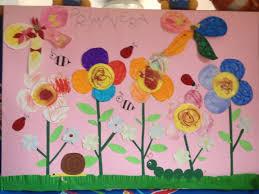 prato fiorito trucchi lavoretti di primavera per bambini 3 progetti ecomamma