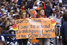 nfl s thanksgiving day see vikings cowboys lions in