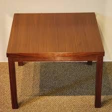 1960 Danish Modern Furniture by 10236 Mid Century Modern Rosewood End Table Circa 1960 Danish