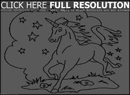 printable unicorn coloring pages for kids and print out