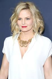 jennifer morrison was the queen of the faux bob at tommy hilfiger