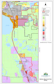Orange County Florida Map by Wellness Way Area Plan