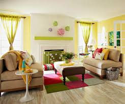 Living Room Decor Natural Colors Spring Decorating Ideas For Your Living Room Design