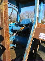 1972 ford 7000 tractor item b4834 sold october 30 fores