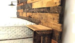 barn wood king headboard for sale reclaimed bed size rustic