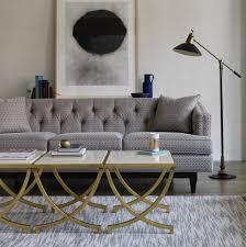 Vintage Living Room Side Tables Dwellstudio Haviland Antique Gold Side Table Dwellstudio