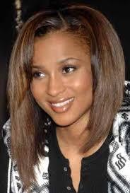 weave bob hairstyles for black women asymmetrical long weave bob haircut for black women with square