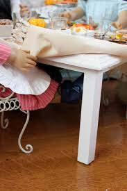 american doll dining table 18 doll dining table this is something for the parents but if you