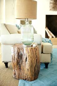 trunk style bedside tables trunk bedside table wood trunk side table tree stump side table tree