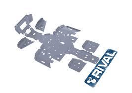 polaris logo skid plate kit for atv polaris sportsman 500 h o touring auto