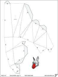 3d papercraft templates u2013 instavite me