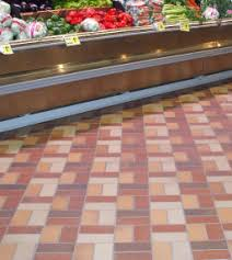 Commercial Kitchen Flooring Options by About What Is Quarry Tile Metropolitan Ceramics