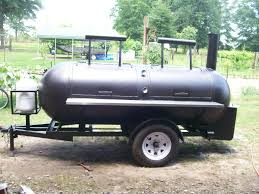 Brinkmann Smoke N Grill Professional Smoker by New Custom Bbq Pit Smoker Charcoal Grill Trailer Custom Bbq Pits