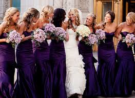 bridal party dresses purple bridesmaids dresses oasis fashion