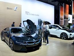 bmw car of the year 2015 bmw i3 wins green car of the year at the los angeles auto