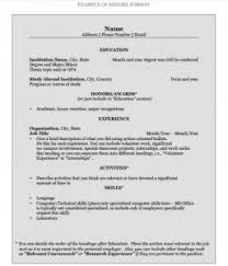 Write Resume Fantastical Write A Resume 4 How To Write Resume Resume Example