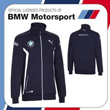 bmw motorsport clothing 2016 bmw motorsport mens team sweat jacket blue all
