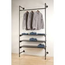 Industrial Shelving Units by Industrial Pipe Shelving Unit Industrial Shelving By Slfixtures