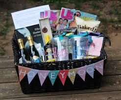 honey moon gifts honeymoon gift basket carolina charm