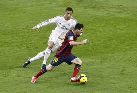 Www Seeking Co Za Lionel Messi Cristiano Ronaldo Seeking The Impossible Www