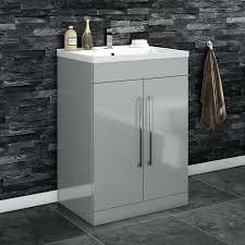 High Gloss Bathroom Vanity High Bathroom Vanity Black High Gloss Bathroom Vanity Units Fannect