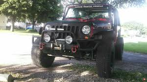 jeep stinger bumper purpose what was done to your jk this week archive page 22 jkfreaks
