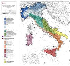 Map Of Southern Italy by Classification And Mapping Of The Ecoregions Of Italy Plant