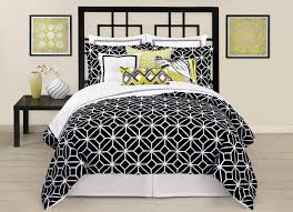 trellis black u0026 white by trina turk bedding beddingsuperstore com