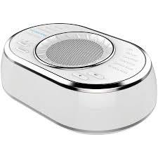 White Noise Machine For Bedroom Sound Sleep Adaptive Sound Sleep Therapy Machine Walmart Com