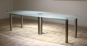 Glass Boardroom Tables Captivating Glass Top Meeting Table With Glass Meeting Tables