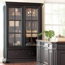 Modern Bookcases With Doors Livingroom Astonishing Bookshelf With Sliding Glass Doors