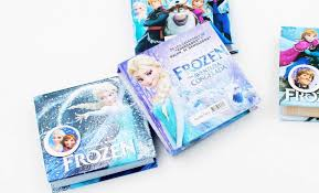 2017 frozen notebooks multi style 8 8 1 5cm anna elsa princess