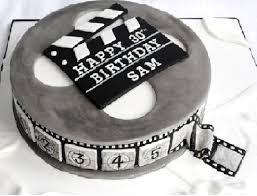 a camera themed cake idea
