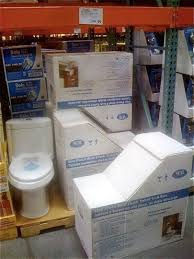 Costco Bidet Look Dual Flush Toilet For 199 At Costco Apartment Therapy