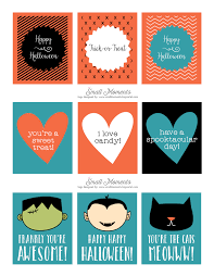 halloween free printable tags see vanessa craft