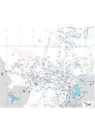 North Sea Map Heliport North Sea Energy Gateway
