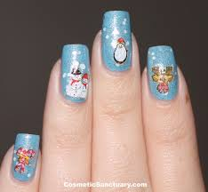 joby nail art holiday nail stickers review and giveaway