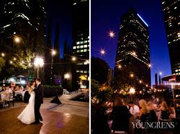 Patio Cafe Lights by Cafe Pinot Wedding Part Two Ryan And Ericka The Youngrens San