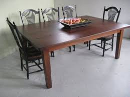Kitchen Table Desk by Farmhouse Tables