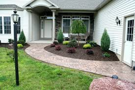 landscaping ideas for small backyards garden design front of house