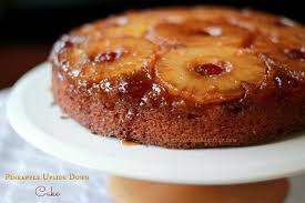 pineapple upside down cake ruchik randhap